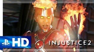 "Injustice 2 (2017) ""Firestorm"" Gameplay Trailer - PS4"