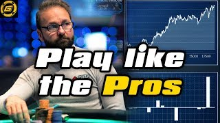 Playing Poker like the Pros | What to Call All in With + More (According to Advanced Poker Software)