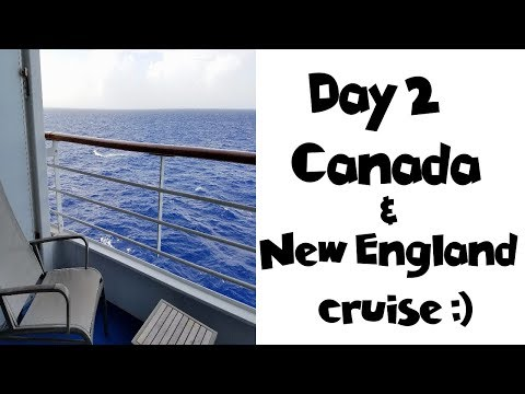 Cruise Day 2 ~ Exploring the Ship! • NYC Land & Sea Cruise Vlog Day 9 [ep19]