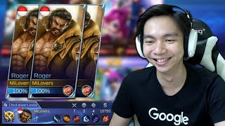GGS Beraksi - Roger - Mobile Legends Indonesia
