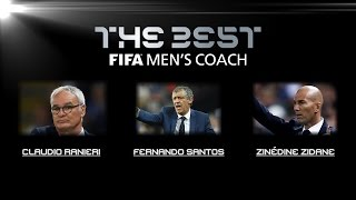 The BEST FIFA Football Awards™ - Men