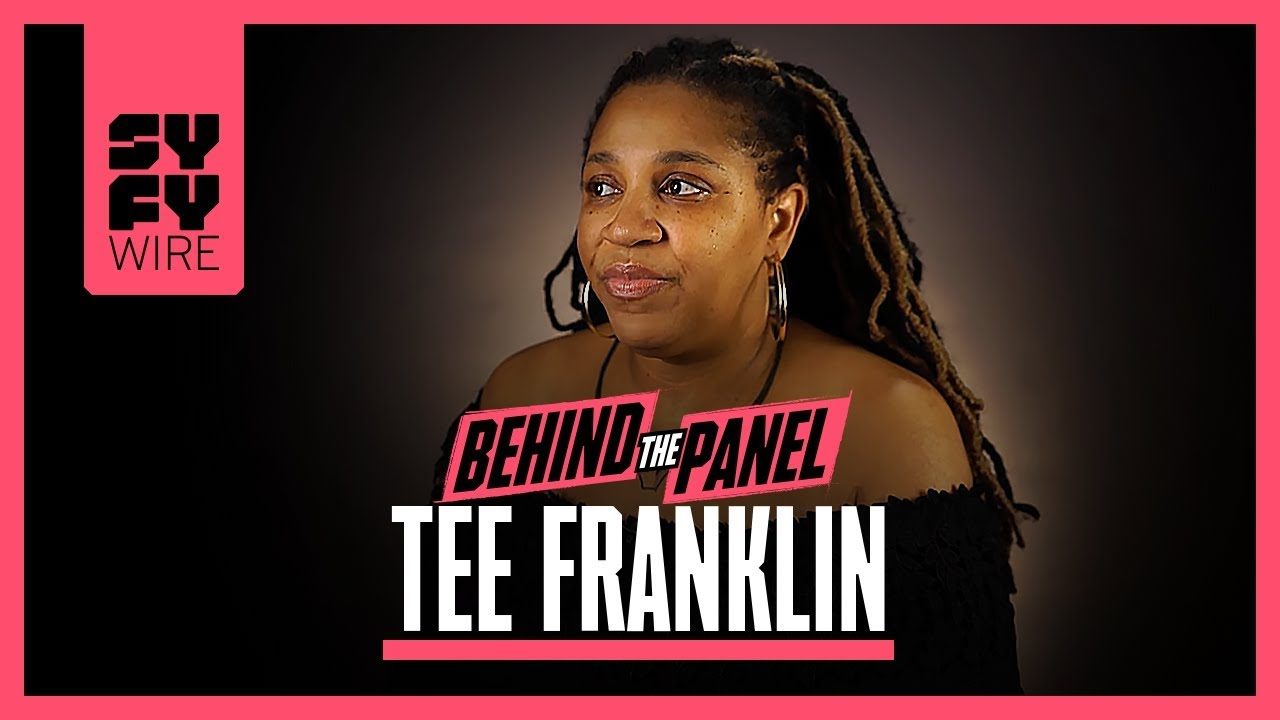 Image result for Tee Franklin author