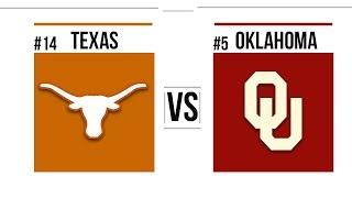 2018 BIG 12 Championship #14 Texas vs #5 Oklahom Full Game Highlights