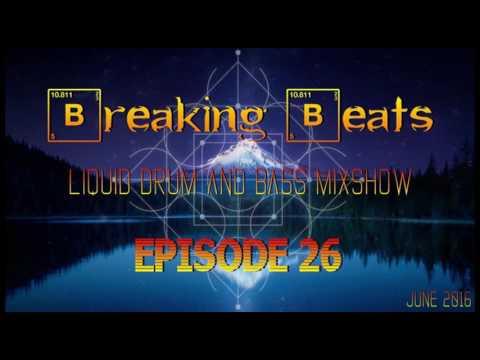 Liquid Drum and Bass Mix June 2016