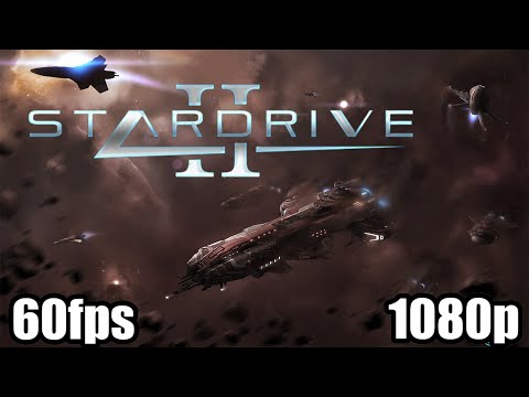 StarDrive 2 Gameplay - Space Strategy Indie PC Game 1080p 60fps Master of Orion 2 Clone