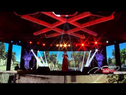 Lilit Avanesyan-Իմ Արցախում By George Sahakyan -- The Voice Of Armenia - The Live Shows - Season 3