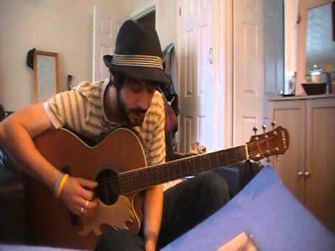 Nahko Bear - Black as the night (cover by kierza) - YouTube
