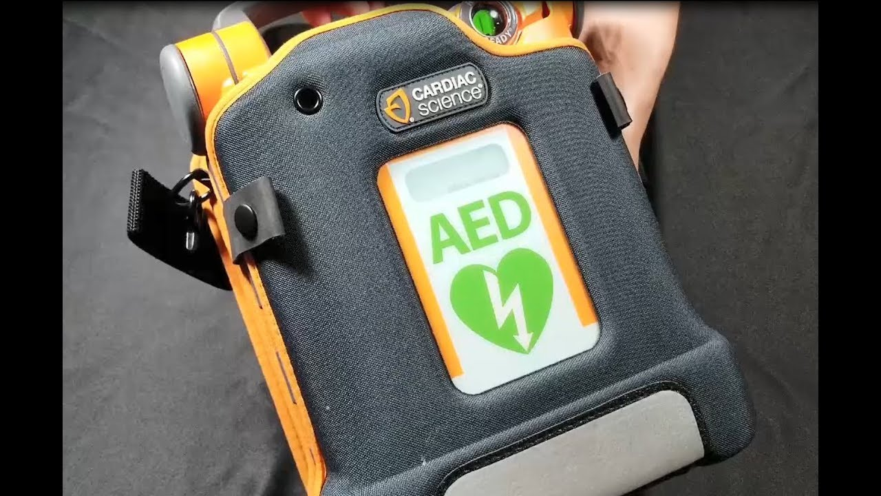 AED Brands | How to replace Cardiac Science G5 AED Pads and Batteries