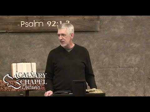 Acts 20 (Pt 2) God's Blueprint For The Church