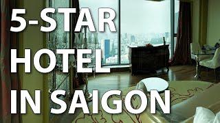 AMAZING 5-STAR HOTEL in Ho Chi Minh City (Saigon), Vietnam 2018 | $250 / Night