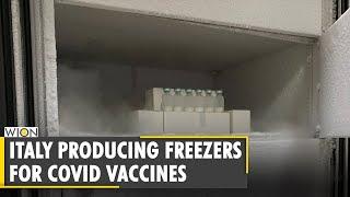 Italy producing freezers for COVID vaccines   Coronavirus   World news