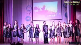 Песня Bzz с детского евровидения, вокальный коллектив