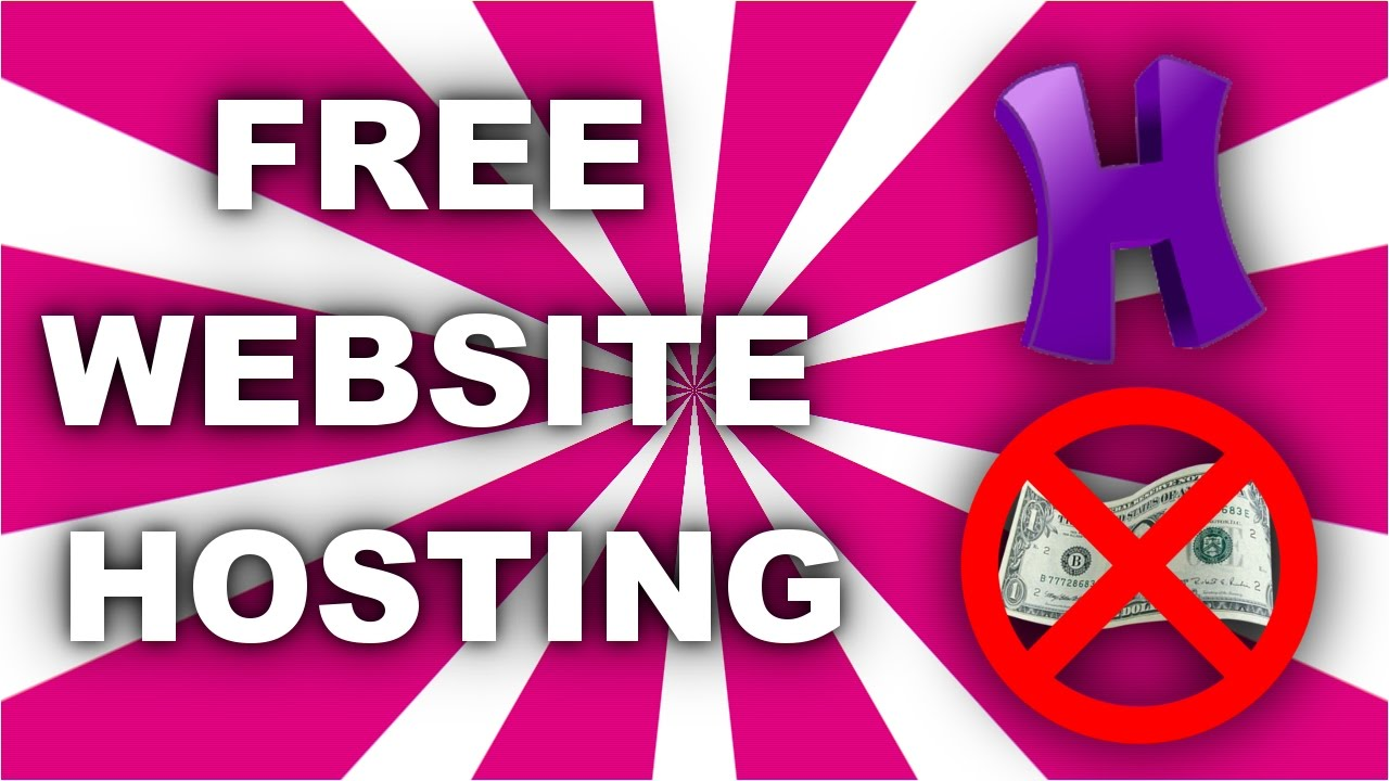 Free Web Hosting Free Domain How To Set It Up 2017