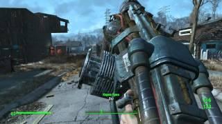 Fallout 4 Необычные, Редкие виды оружия.