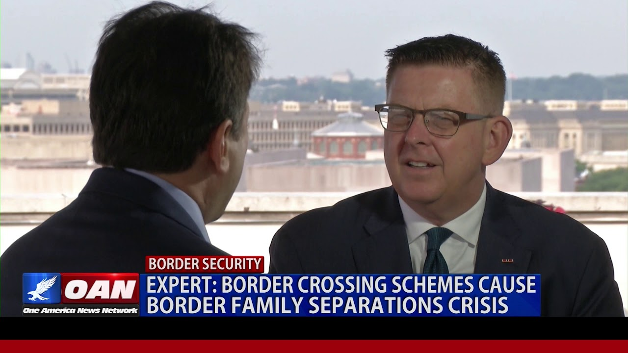 OAN Network - Expert: Border crossing schemes cause border family separations crisis