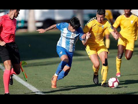 El Málaga CF empata ante el Marbella FC (0-0)