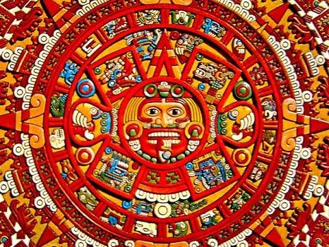 Calendario Azteca.Develacion Del Calendario Azteca O La Piedra Del Sol