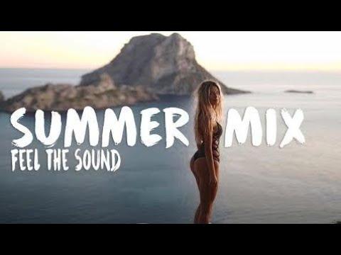 Feel The Sound Summer Mix 2017 ★ Martin Garrix ft  Dua Lipa & Kygo ★ Chillout Tropical House