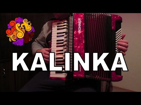 Kalinka Russian Folk Music On Accordion Hohner