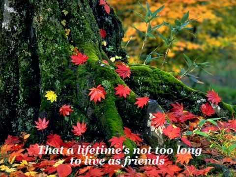 FRIENDS By Michael W Smith