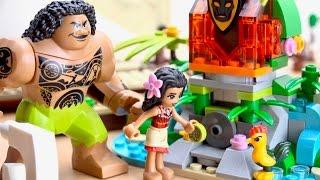 レゴ ディズニー 41150 モアナと伝説の海 南の海の大冒険 LEGO Disney Moana's Ocean Voyage