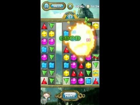 Jewels Saga Level 52 Walkthrough