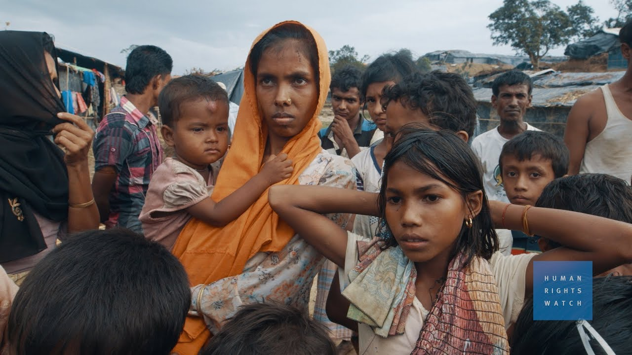 Widespread Rape In The Ethnic Cleansing Of Rohingya In -9031