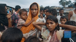 Widespread Rape in the Ethnic Cleansing of Rohingya in Burma