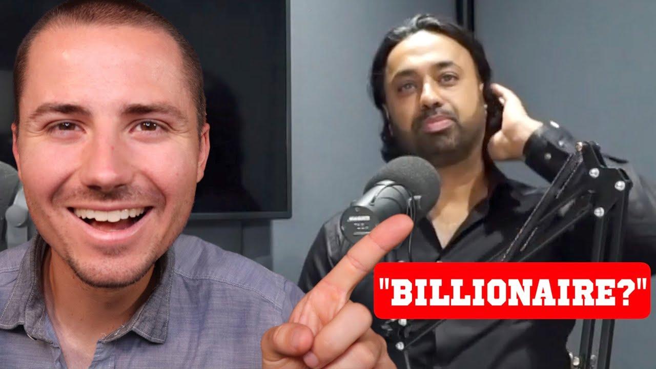 """This Fake Guru """"Billionaire"""" Is Promoting a Ponzi Scheme"""