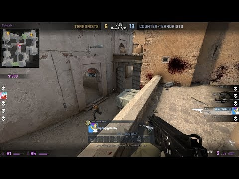 CSGO - Malaysians Thought They Could Win LOL