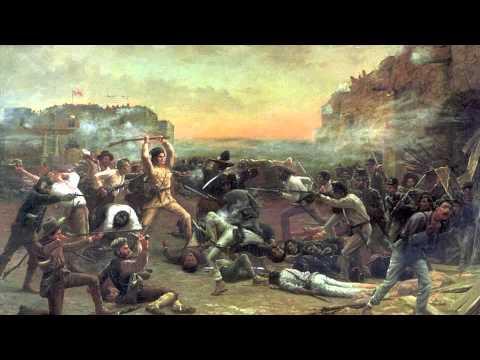 the alamo movie vs history