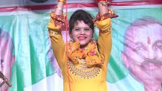 साधना राठौर देवी अग्रवाल का मऊरानीपुर मेला महोत्सव सुपरहिट जबाबी प्रोग्राम/मोरी साइकिल में हबा डार द