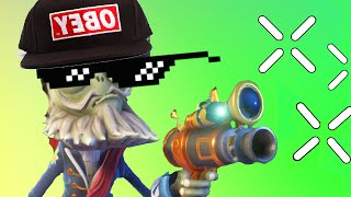 plants vs zombies garden warfare 2 captain deadbeard mlg gw2 beta