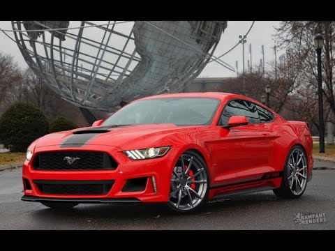 2017 Ford SVT Mustang Cobra full tour and start up - YouTube