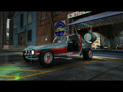 Gta 5 Customize Alien Car Space Docker From Beyond The