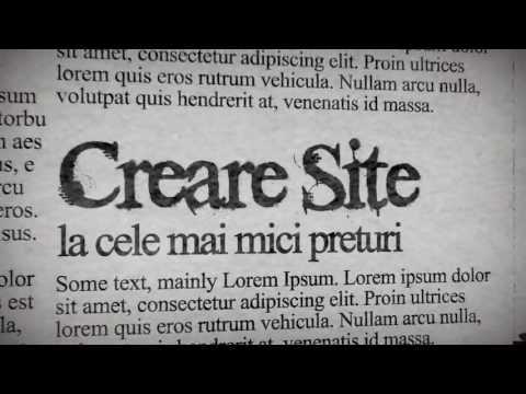 Freelancer Web Design Bucuresti