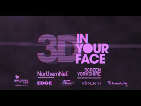 3D In Your Face Ident