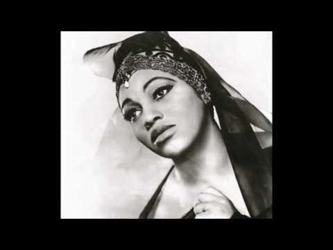 Leontyne Price Met Debut - January 27, 1961