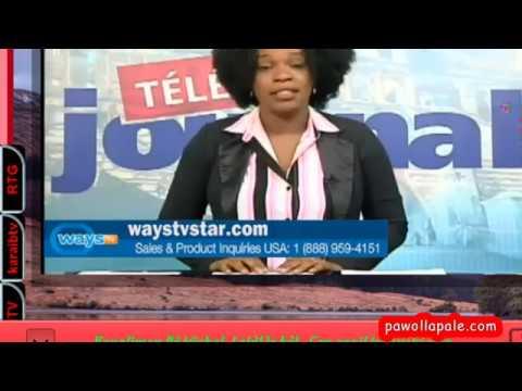 Jeudi 23 Mars 2017 - Actualité Nationale et Internationale sur Télévision nationale d'Haïti.