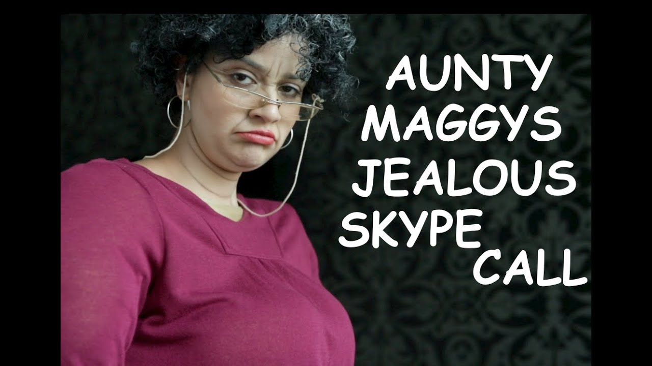 Aunty Maggy in 'Maggy gets Jealous too' (collaboration Special)