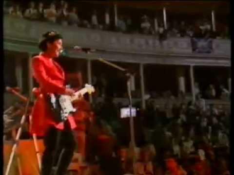 Jane Wiedlin - Rush Hour - Smash Hits Awards Show - 1988