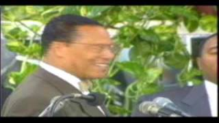 Beating Prophecy pt 2 Honorable Minister Louis Farrakhan 10/10