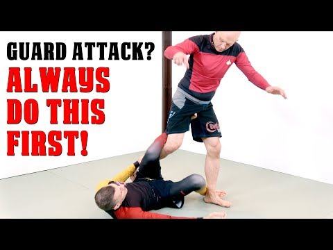 Always Do THIS Before a Sweep or Submission Attack in de la Riva Guard!