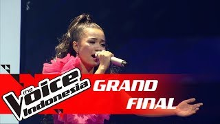 Waode - Cinta Sejati (Bunga Citra Lestari) | GRAND FINAL | The Voice Indonesia GTV 2018