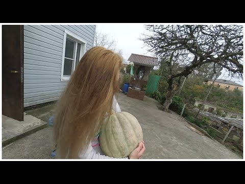 Влог.Красим волосы.Холодно и скучно.21.03.19.Абхазия.Сухум.