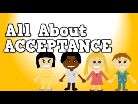 All About Acceptance (song for kids about accepting others)