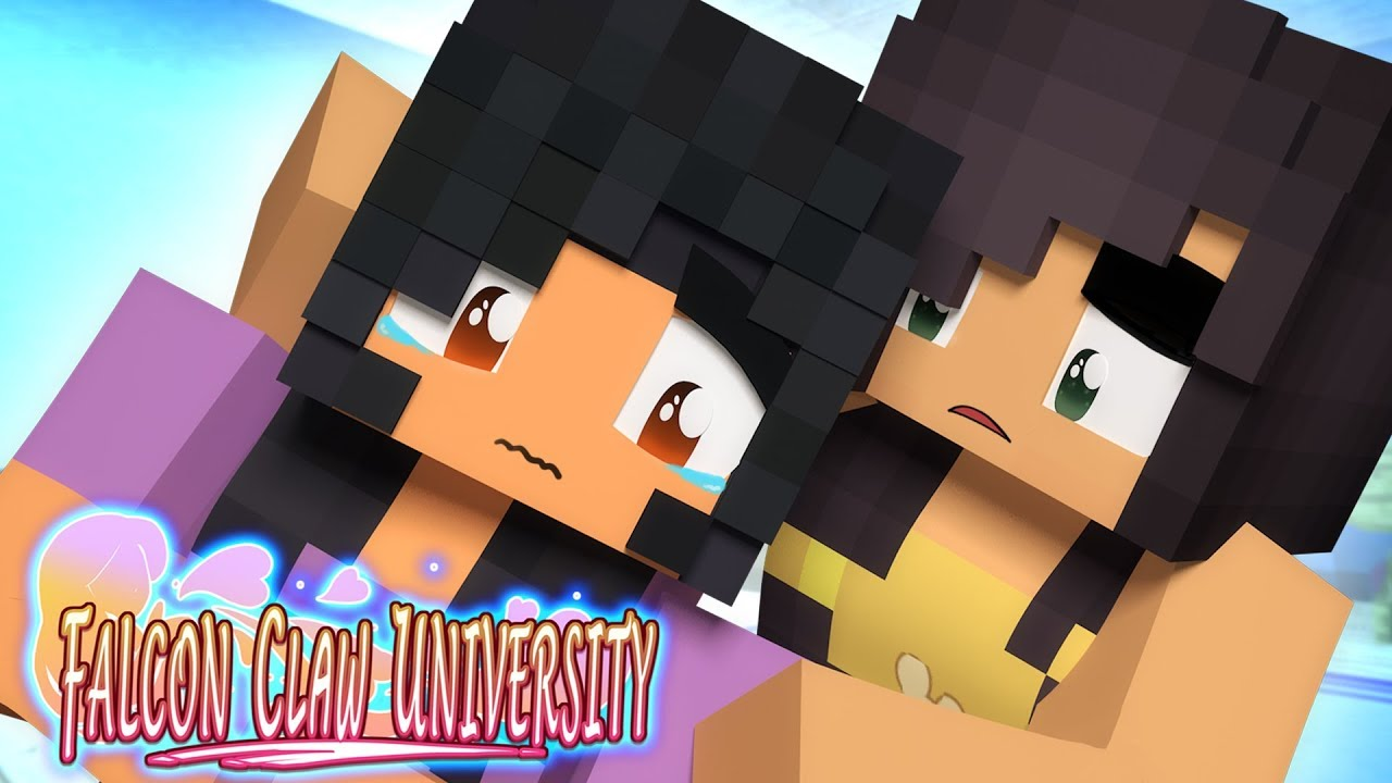 A Letter To Aphmau Fc University Ep 5 Minecraft