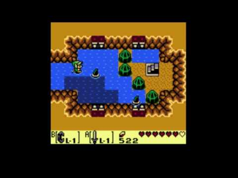 Let's Play The Legend of Zelda: Link's Awakening- Ep 5- Picking Up Chicks