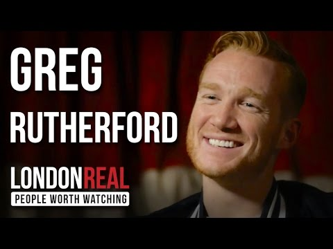 Greg Rutherford – Strictly Gold - PART 1/2 | London Real