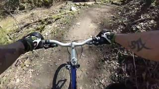 I try Pleasant View Bike Trails in Middleton WI